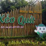Khu di tích Xẻo Quýt thuộc tỉnh Đồng Tháp